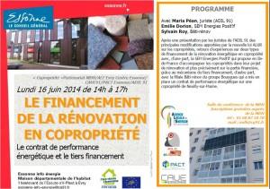 Financement rénovation copro 16062014