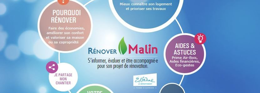 Rénover Malin